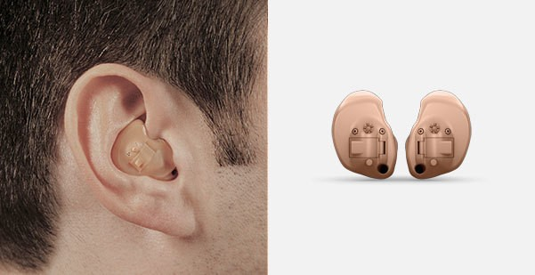 Full Shell In The Ear (ITE)